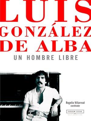 cover image of Luis González de Alba