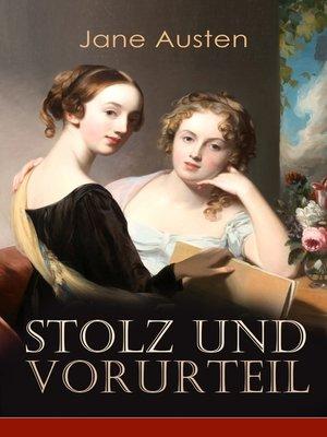 cover image of Stolz & Vorurteil