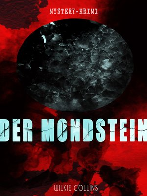 cover image of Der Mondstein