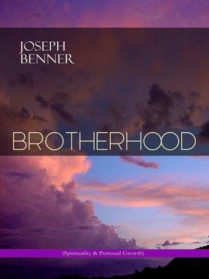 cover image of Brotherhood (Spirituality & Personal Growth)