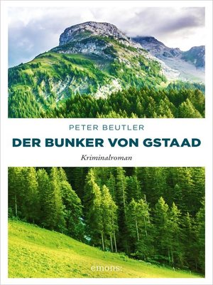 cover image of Der Bunker von Gstaad