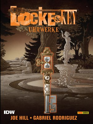 cover image of Locke & Key, Band 5