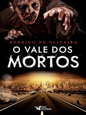 cover image of O vale dos mortos
