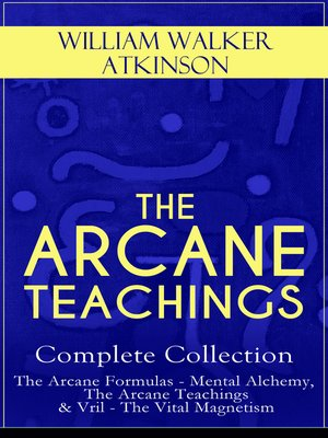 cover image of THE ARCANE TEACHINGS--Complete Collection