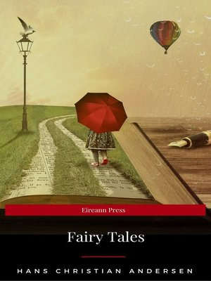 cover image of Hans Christian Andersen's Complete Fairy Tales (Eireann Press)