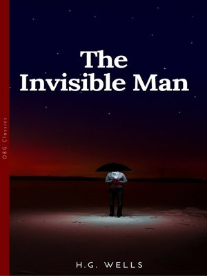 cover image of The Invisible Man (OBG Classics)