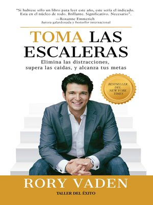 cover image of Toma las escaleras