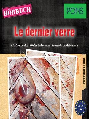 cover image of PONS Hörkrimi Französisch