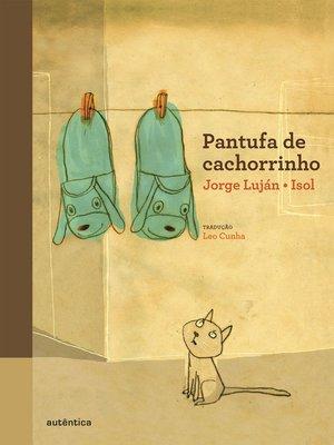 cover image of Pantufa de cachorrinho