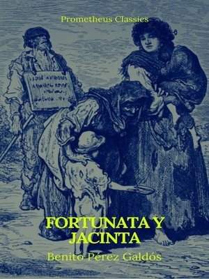 cover image of Fortunata y Jacinta (Prometheus Classics)