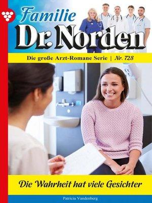 cover image of Familie Dr. Norden 728 – Arztroman