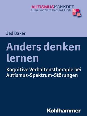 cover image of Anders denken lernen