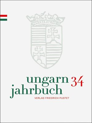 cover image of Ungarn-Jahrbuch 34 (2018)