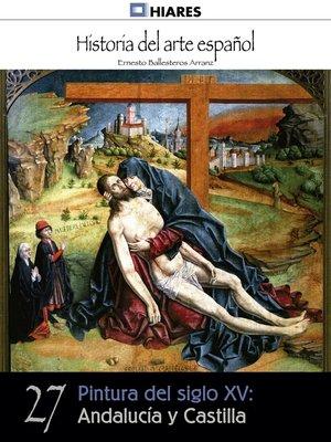 cover image of Pintura del siglo XV