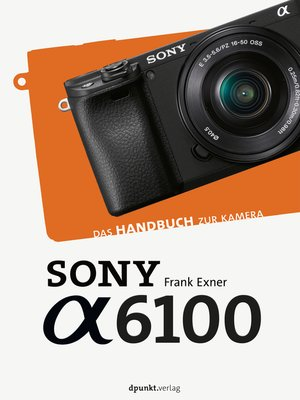 cover image of Sony Alpha 6100