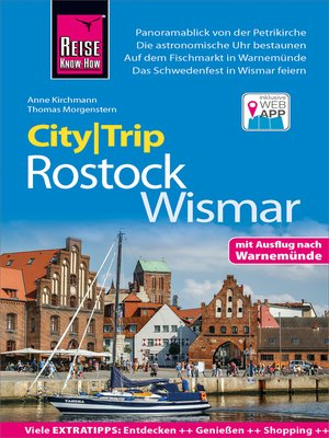 cover image of Reise Know-How CityTrip Rostock und Wismar