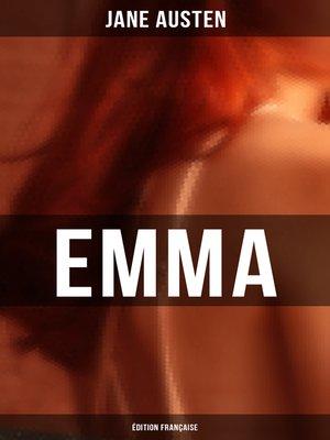 cover image of EMMA (Édition française)