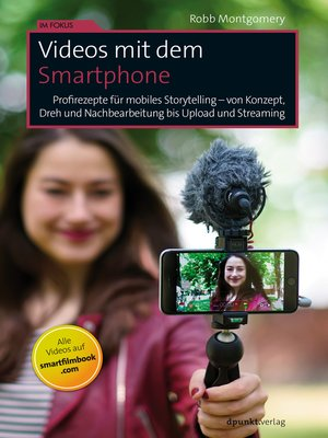 cover image of Videos mit dem Smartphone