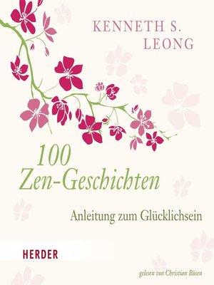 cover image of 100 Zen-Geschichten