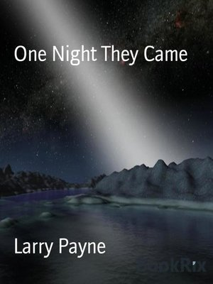 cover image of One Night They Came
