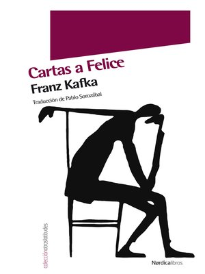 cover image of Cartas a Felice