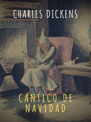 cover image of Cántico de Navidad