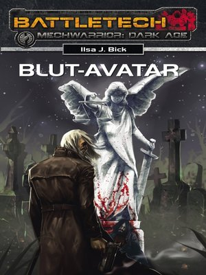 cover image of Dark Age 19: Blut-Avatar