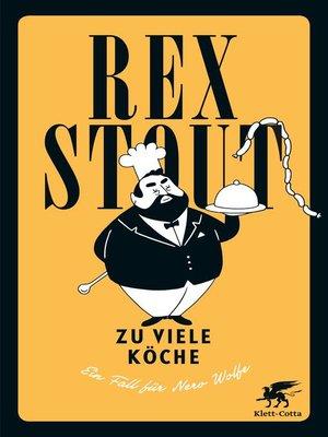 cover image of Zu viele Köche