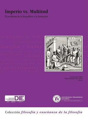 cover image of Imperio vs. Multitud
