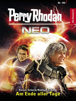 cover image of Perry Rhodan Neo 199
