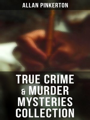 cover image of True Crime & Murder Mysteries Collection