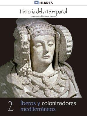 cover image of Íberos y colonizadores mediterráneos
