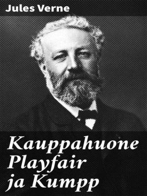 cover image of Kauppahuone Playfair ja Kumpp