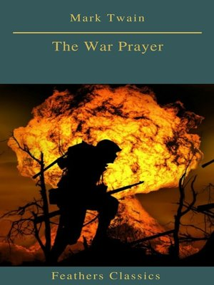 cover image of The War Prayer (Feathers Classics)
