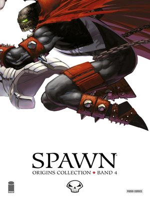 cover image of Spawn Origins, Band 4