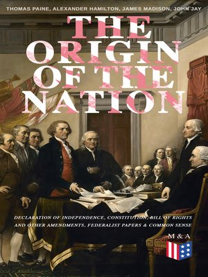 cover image of The Origin of the Nation