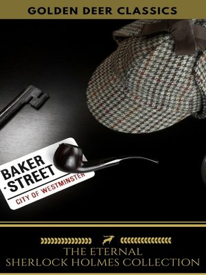 cover image of The Eternal Sherlock Holmes Collection