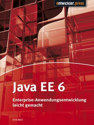 cover image of Java EE 6