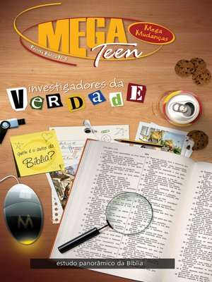 cover image of Megateen 3--Investigadores da verdade / Professor