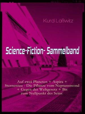 cover image of Science-Fiction- Sammelband