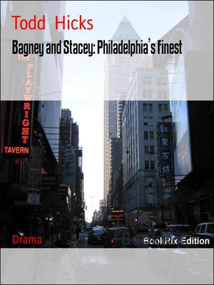 cover image of Bagney and Stacey