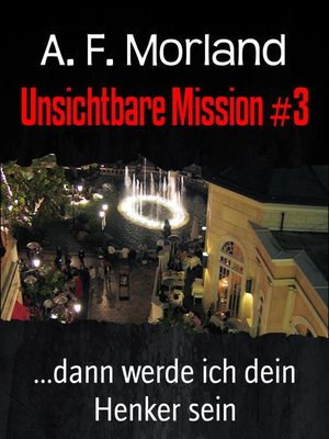 cover image of Unsichtbare Mission #3