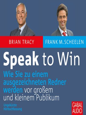 cover image of Speak to win