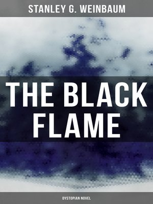cover image of The Black Flame (Dystopian Novel)