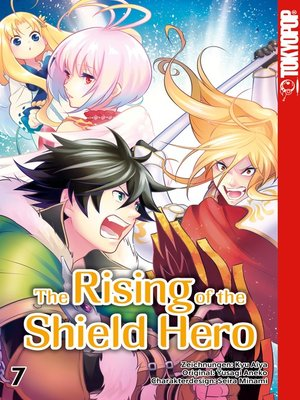 cover image of The Rising of the Shield Hero--Band 07