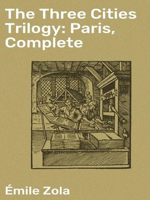 cover image of The Three Cities Trilogy