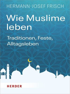 cover image of Wie Muslime leben