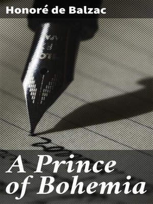 cover image of A Prince of Bohemia