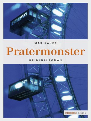 cover image of Pratermonster