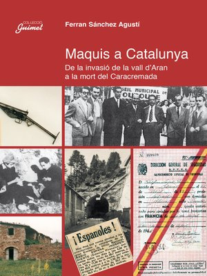cover image of Maquis a Catalunya